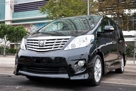 易手車推介:toyota 2010 Alphard 最佳豪華 Mvp 座駕 : 香港第一車網 Car1hk