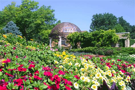 lincoln parks recreation sunken gardens