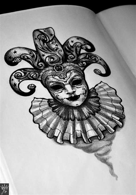 Hand-sketches tattoo | Sketches of Tattoos | Tattoo sketches, Jester tattoo, Tattoos