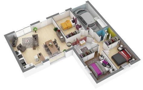 model de chambre a coucher constructeur maisons phénix présente sa maison welcome 85
