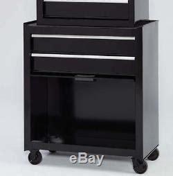 kobalt  drawer rolling tool chest box cabinet garage