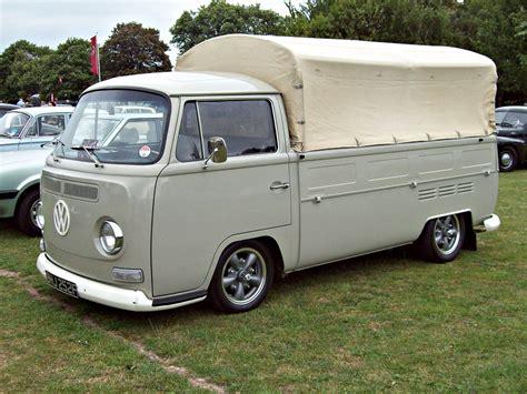446 Volkswagen T2 Transporter Pick Up Type 2 (1967)
