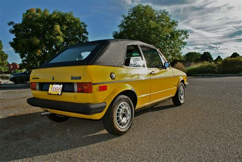 old volkswagen rabbit 1982 volkswagen rabbit convertible cabriolet
