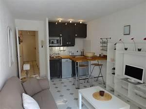 studio cabine decor cocooning avec terrasse ensoleillee With amazing comment meubler un petit studio 7 4 idees pour amenager un petit appartement de 30m2