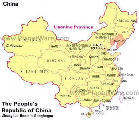 Shenyang Map