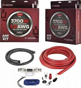 Metra Truconnex Car Amplifier Installation Kit For