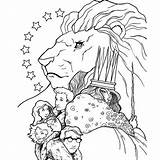 Narnia Chronicles Coloring Pages Printable Coloriage Lion Aslan Getcoloringpages sketch template