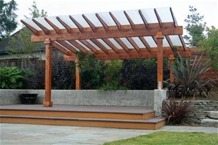 slanted pergola   clear roof pergola pinterest