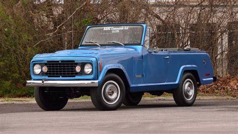1973 jeep commando 1973 jeep commando t163 indy 2016