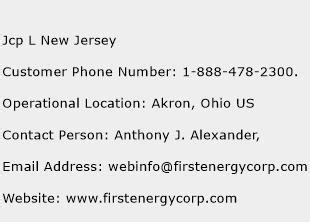 jcp l customer service phone number jcp l new jersey customer service phone number toll