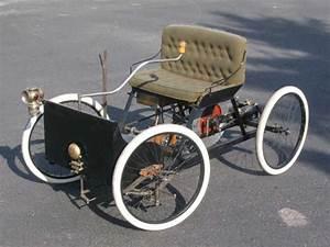 Ford Quadricycle  Replica -1896