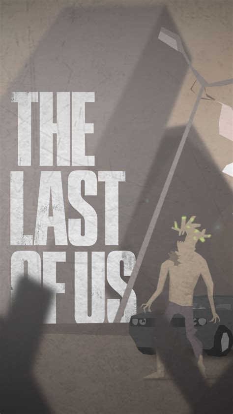 the last of us iphone wallpaper the last of us minimalistic iphone 5 wallpaper by