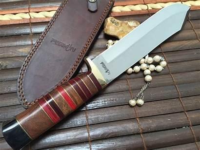 Hunting Handmade Knife Steel J2 Knives
