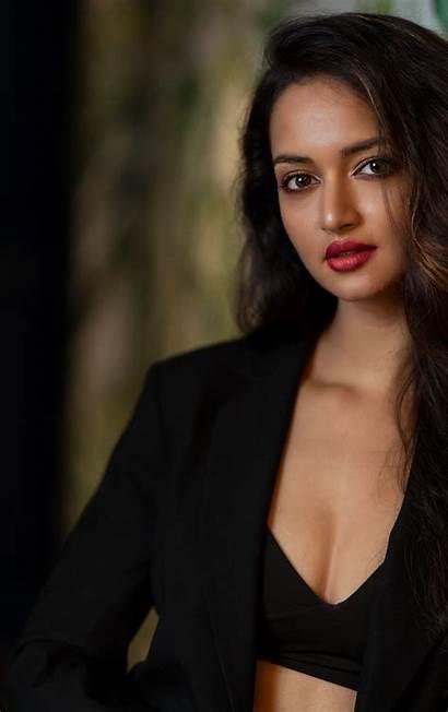 Shanvi Srivastava Indian Actress Photoshoot Glam Shoot