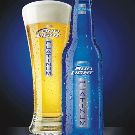 bud light platinum 19 most popular beers in america