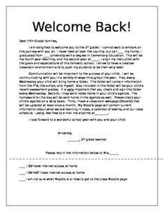 ideas  teacher  letters  pinterest