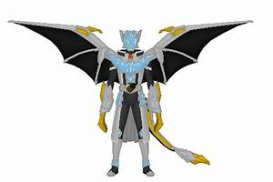 Kamen Rider Wizard Infinity Dragon by Taiko554 on DeviantArt