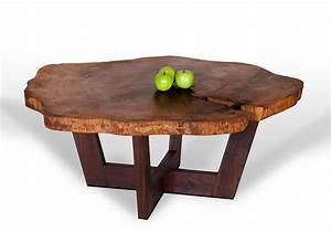 tree stump side tablestump table with metal legs root With coffee table with tree trunk base