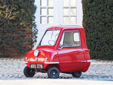 Worlds Smallest Car by The Smallest Car In The World Peel 50 On Sale For