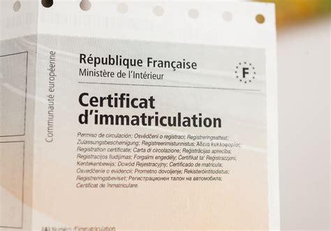 calculer carte grise certificat d immatriculation en ligne comment calculer