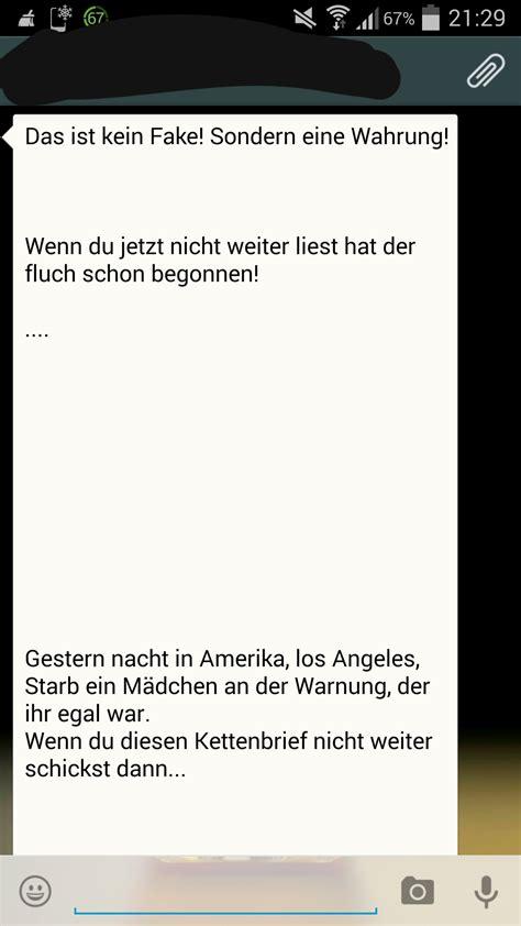 whatsapp kettenbrief ernstnehmen oder nicht dringend hilfe