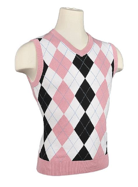 Sweater Panda Pink By Z Shop navy sweater vest womens fashion skirts