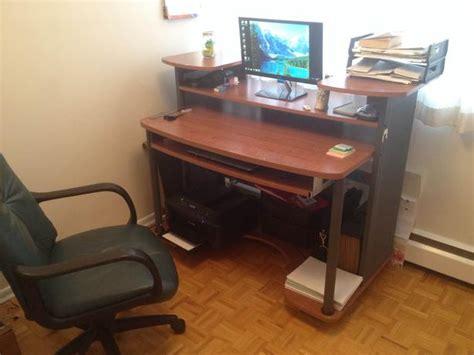 multi computer desk multi level computer desk city