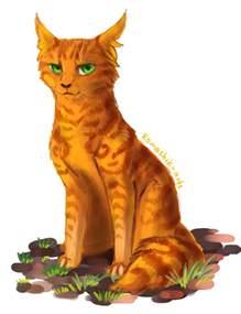 firestar warrior cats firestar warriors by romashik arts on deviantart