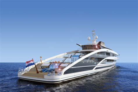 Yacht A Owner by 83m Steel Heesen Yachts