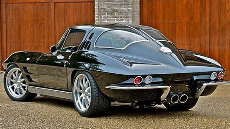 epic corvette restomod examples