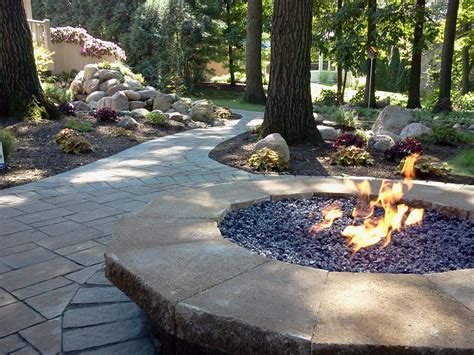 backyard hardscapes up north landscaping gallery