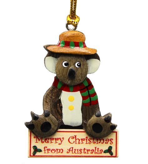 koala swag christmas decoration australia  gift