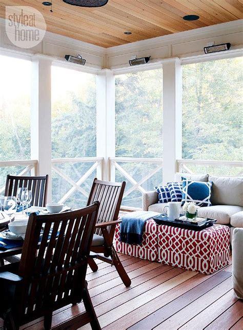 screened porch furniture ideas  pinterest