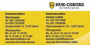 Huk Versicherung Berechnen : huk coburg versicherungen kundendienstb ro elke 12167 berlin steglitz wegweiser aktuell ~ Themetempest.com Abrechnung