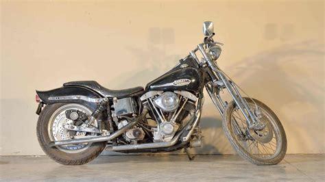 1979 Harley-davidson Shovelhead Bobber