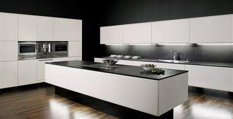 cuisine luxueuse la cuisine blanche le des cuisines