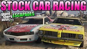 GTA 5 Next-Gen Escapades - #2 Stock Car Racing, Bounty ...