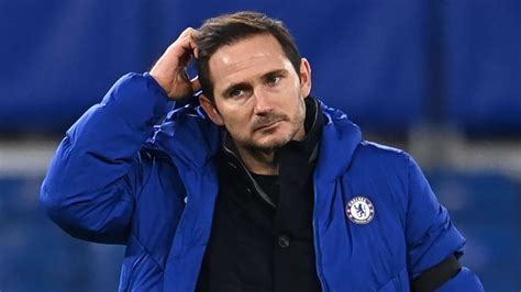 Frank Lampard breaks silence to deliver first words since ...