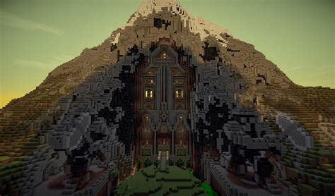 minecraft mountain house ideas google search minecraft mountain house minecraft