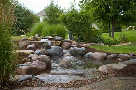 Pond Aquascape by Aquascape Your Landscape Small Ponds Pack A Punch
