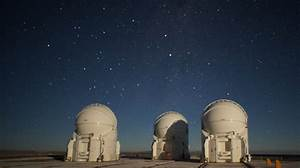 Red-hot Chile peepers: How to make a very large telescope ...