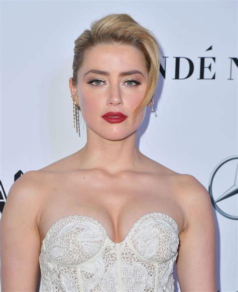 amber heard 2018 amber heard glamour women of the year awards 2018