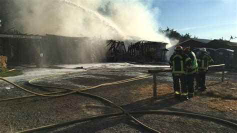 Looking for a cheap auto insurance quote? Abbotsford Fire - Major Damage At Willow View Farms - FVN