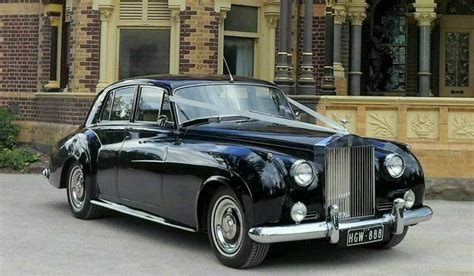 Classic Limo Rental by Classic Rolls Royce Wedding Car Hire Limo Rental Melbourne