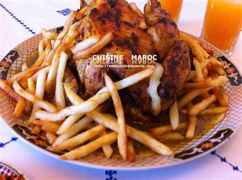 cuisine des courgettes poulet mhamar rôti