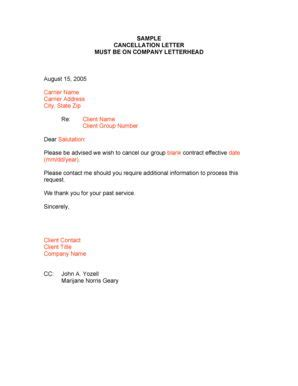 demand draft cancellation letter format fill