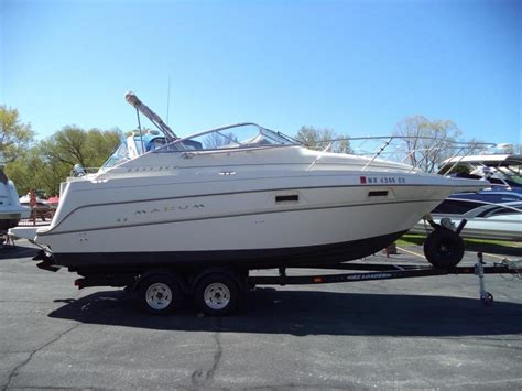 1999 Maxum Boat by 1999 Maxum 2400 Scr Boats For Sale