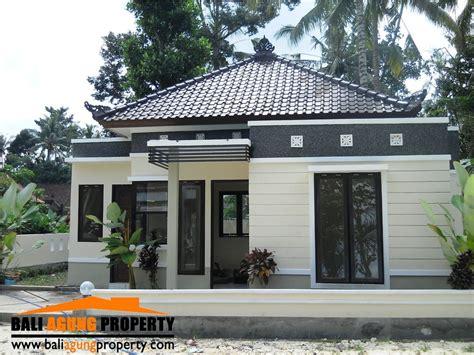 properti rumah minimalis bungalow style house bungalow