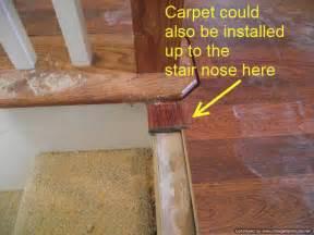 laminate flooring installing laminate flooring stair nose