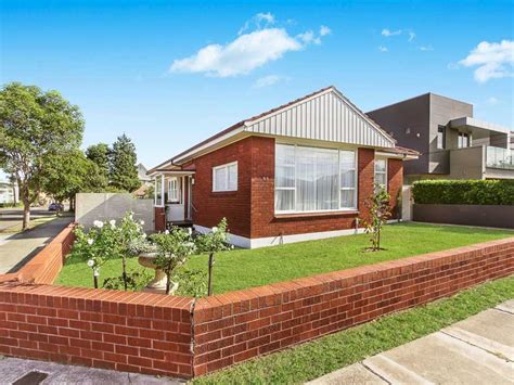 post war double  triple fronted homes  australia domain